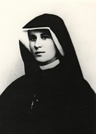 Image of St Faustina